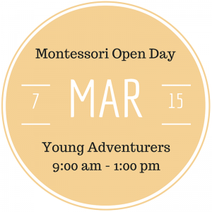 YA Open Day March 2015